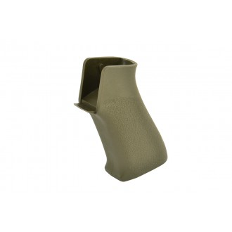 Element Airsoft M4 / M16 AEG Textured Motor Pistol Grip - FOLIAGE