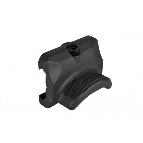 PTS GoGun USA Airsoft Gas Pedal RS2 Thumb Rest - BLACK