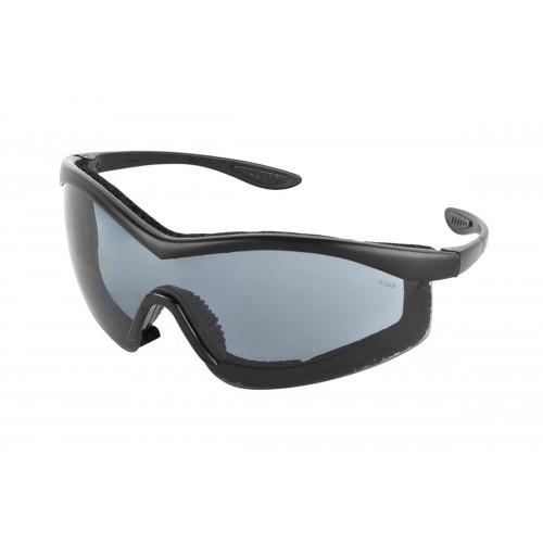 Guard Dogs Purebreds Extreme I Eye Protection Glasses - SMOKE