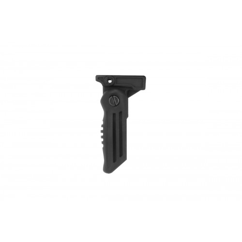 Golden Eagle Airsoft AK-47 Folding Vertical Fore Grip - Black