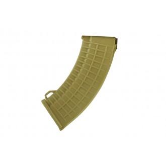 ZVD Arms 550rd Thermold Waffle High Capacity AK47 AEG Magazine - TAN