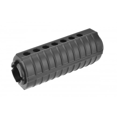 Golden Eagle M4A1 Airsoft Drop-In Handguard for M4 AEGs - BLACK