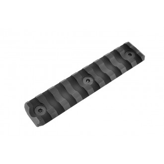 Krytac Full Metal Alloy 9-slot Picatinny RIS for KeyMod Handguards