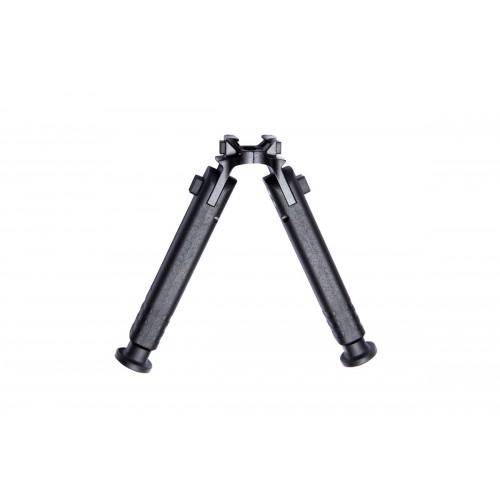 ASG Universal Nylon Fiber Polymer Bipod - BLACK