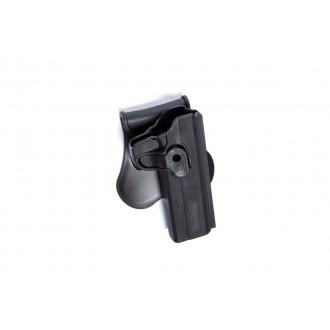 ASG Strike System Polymer 1911 Pistol Holster - BLACK