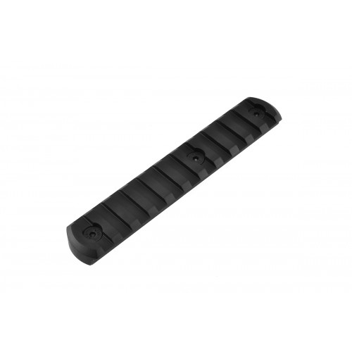 NcStar 11-slot Aluminum Picatinny RIS Section For KeyMod Handguards