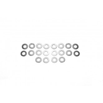 Lonex 0.15mm and 0.3mm Shim Set for AEG Gearboxes - 20pcs