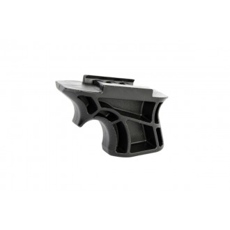 Firepower Ergo Strike Picatinny Mounted Short Tactical Foregrip - BLACK