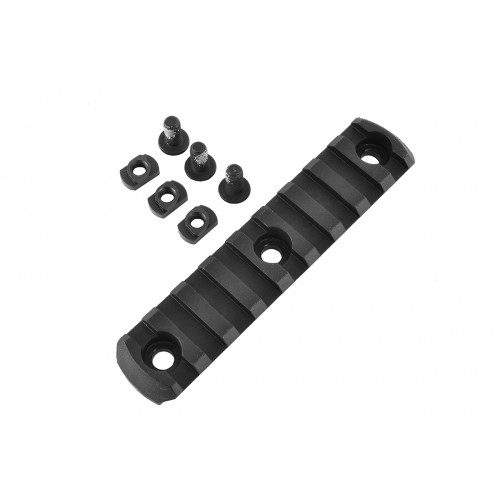 Magpul M-LOK 9-slot MilSpec Picatinny RIS Section Accessory Adapter