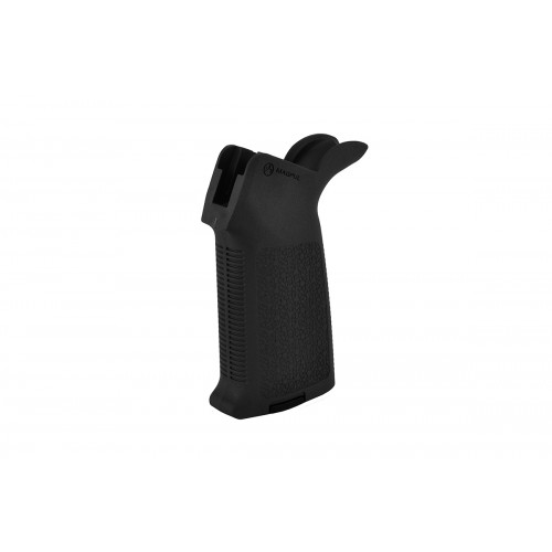 Magpul MOE Pistol Grip w/ Storage for M4 Airsoft GBBR Rifle - BLACK