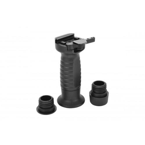 Element QD Forward Tactical Polymer Foregrip - BLACK