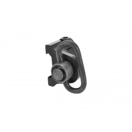 Element Gear Sector Hand Stop with QD Sling Swivel - BLACK