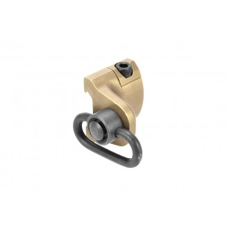 Element Gear Sector Hand Stop with QD Sling Swivel - TAN
