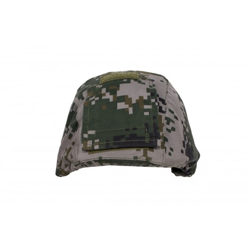Jagun Tactical Airsoft Adjustable Helmet Cover - PLA TYPE 07