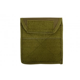 AMA MOLLE 600D Admin Pouch - OD GREEN