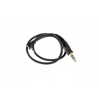 Z Tactical Airsoft PTT Motorola Version 1-Pin Wire Replacement