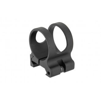 Lancer Tactical Airsoft 1-inch Flashlight Rail Mount Accessory Component