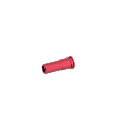 Lancer Tactical Airsoft Aluminum Nozzle for M4 Series AEG - 23.45mm