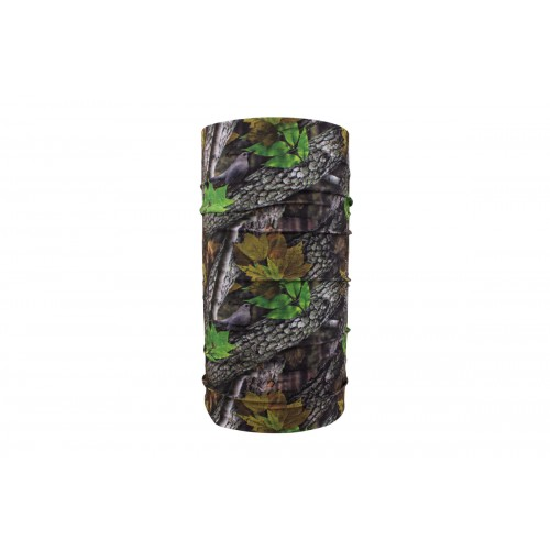 Zan Headgear Airsoft Motley Tube Balaclava - FOREST CAMO