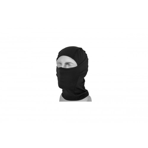UK Arms Airsoft Tactical Winter Balaclava Fleece Face Mask - BLACK