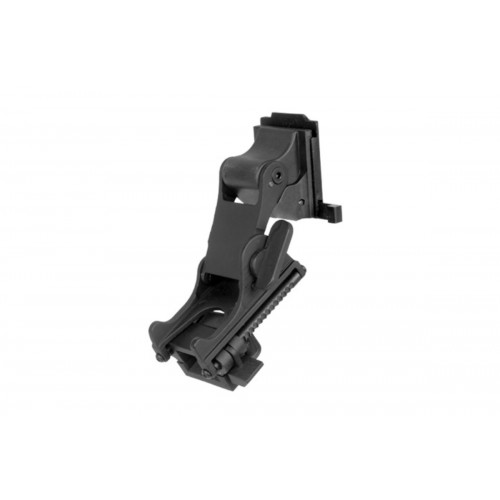Lancer Tactical Airsoft Helmet NVG Accessory Mount - BLACK