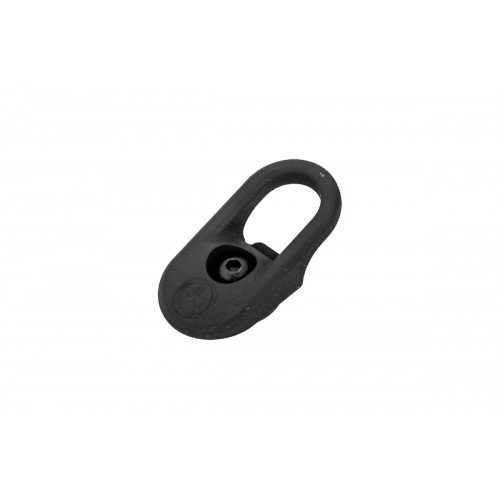 Lancer Tactical Airsoft MP MOE Steel Sling Swivel - BLACK