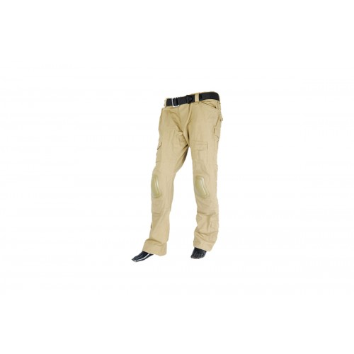 Lancer Tactical Airsoft Gen2 Combat Pants Medium - TAN