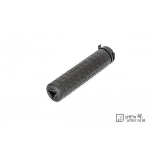 PTS Griffin U.S. Version M4SDII Gen II Mock Suppressor - BLACK
