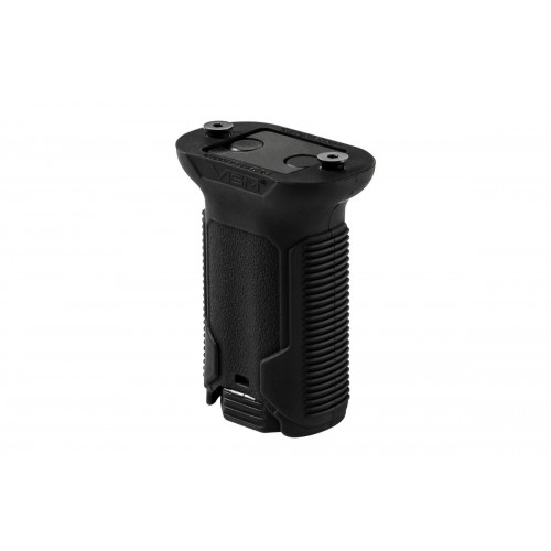 NcStar VISM Keymod Short Vertical Ergonomic Grip - BLACK