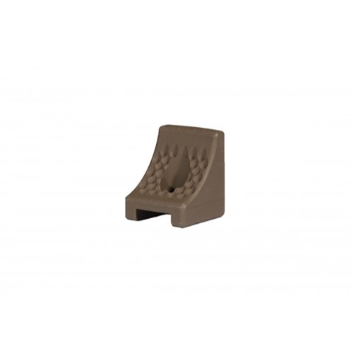 AMA Low Profile Polymer Compact Hand Stop for URX 3.0 - TAN