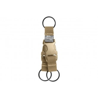 Maxpedition Tritium High Quality Nylon Key Ring - KHAKI
