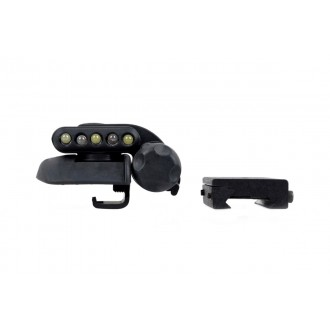 Element Tactical Airsoft Helmet Light Set Gen 2 - BLACK