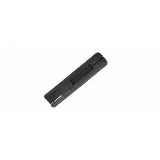 Element TD Battle Grip Rail Cover w/ Pocket - BLACK