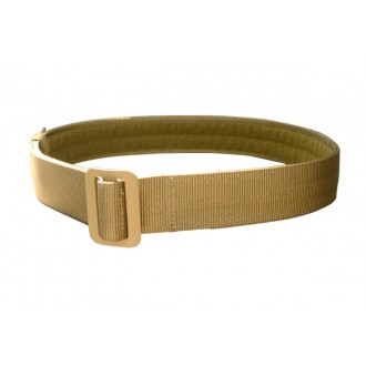 AMA Airsoft Tactical Enhanced Operator Gun Belt - MEDIUM - KHAKI