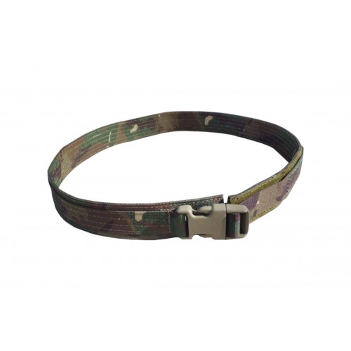 AMA UTX Nylon Adjustable Tactical Buckle Belt - CAMO