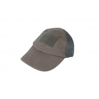 AMA Adjustable Tactical Mesh Team Cap - FOLIAGE GREEN