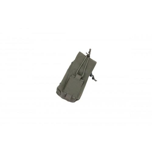 AMA Tactical Airsoft Essential Gear Bottle Pouch - MATTE RANGER GREEN