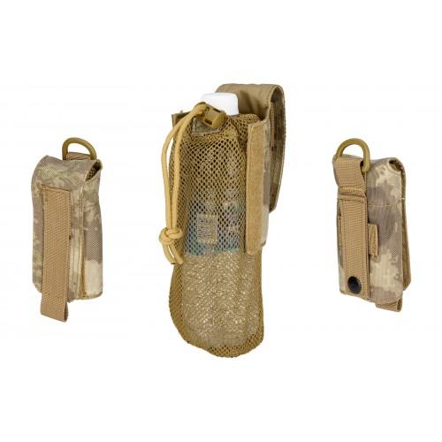 Wosport Tactical 1000D Nylon Folding Water Bottle Bag II - AT