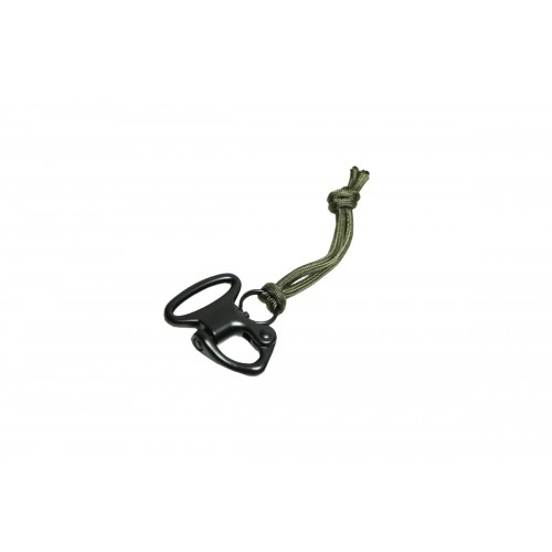 AMA Airsoft 1-Inch Snap Shackle - FOLIAGE GREEN