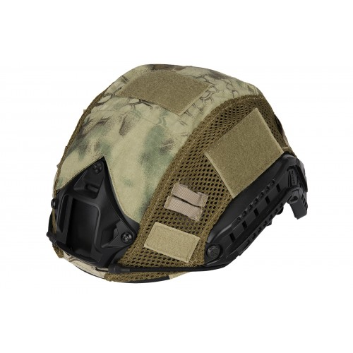 WoSport 1000D Nylon Polyester Bump Helmet Cover - MAD