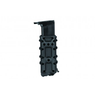 AMA High Speed Airsoft Pistol Magazine MOLLE Pouch - BLACK