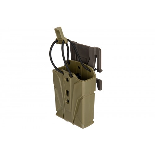 AMA High Speed M4/M16 Magazine MOLLE Pouch - OD GREEN