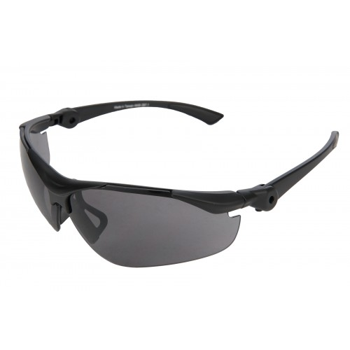 Gletcher GLG 314 Military Precision Shooting Glasses - SMOKE GREY