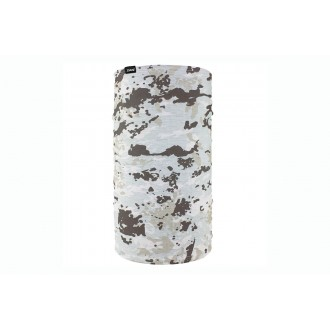 ZAN Headgear Fleece Lined Motley Tube - WINTER CAMO