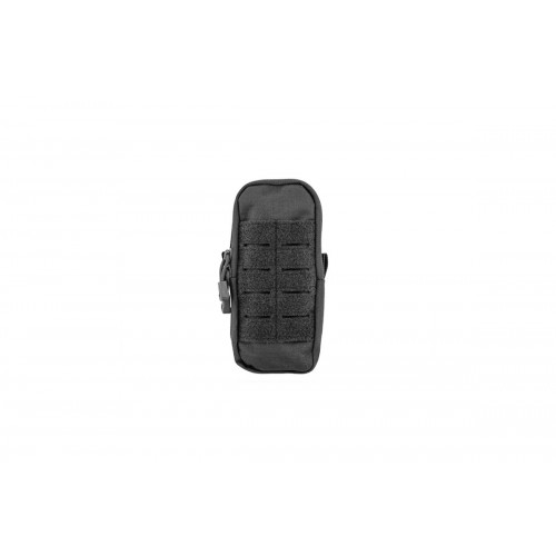 DOORBUSTER: Lancer Tactical Airsoft Enclosed Magazine Pouch - BLACK