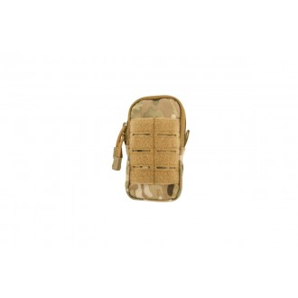 DOORBUSTER: Lancer Tactical Small Enclosed M4 EMT Utility Pouch - CAMO