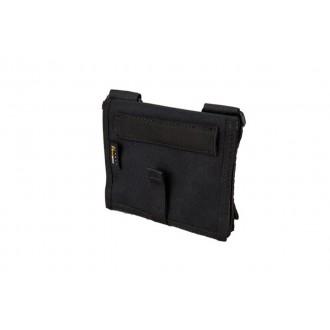 DOORBUSTER: Code 11 Cordura Polyester Arm Board Storage Navigator - BLACK