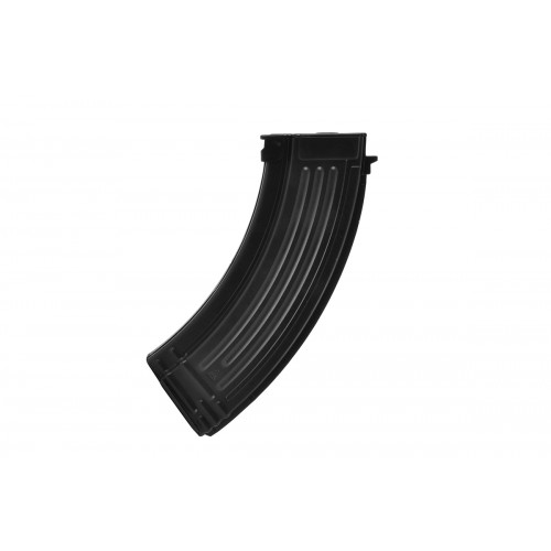 Doorbuster: LCT Full Metal AK Series 130 Round Mid-capacity Magazine - BLACK