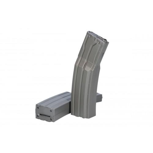 ARES 900rd M4 / M16 High Capacity AEG Airsoft Magazine - GRAY