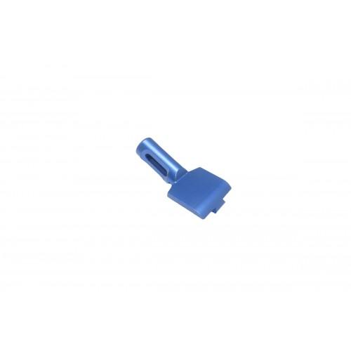 5KU Hi-Capa Pistol Cocking Handle (Left Side) - BLUE